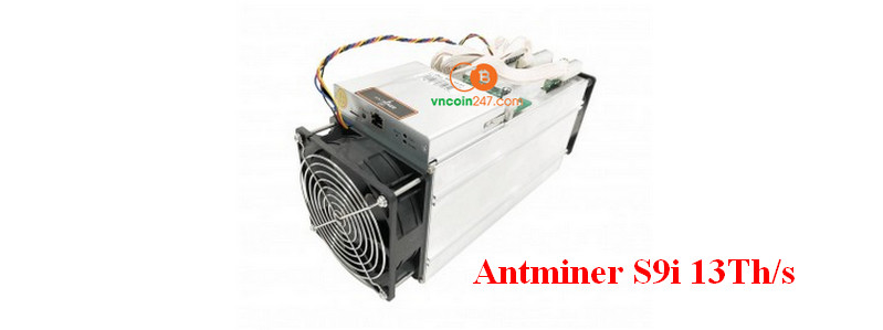 Antminer S9i 13Th/s